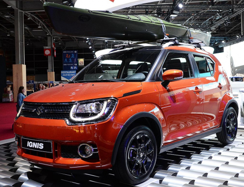 Gee whizz, it's the new Suzuki Ignis