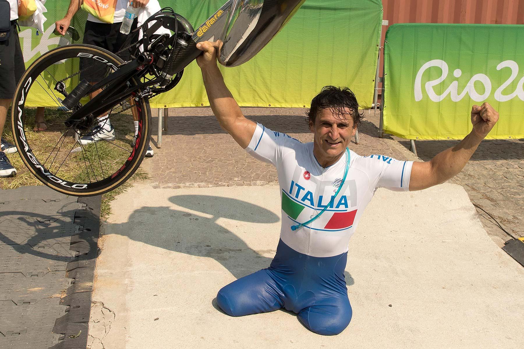Alessandro Zanardi Rio 2016