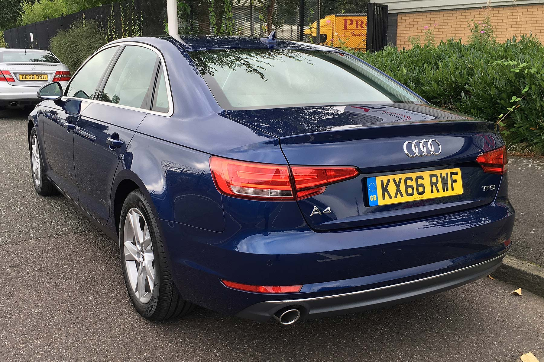 Audi A4 1.4 TFSI 150 long-term review