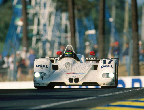 BMW is going back to Le Mans