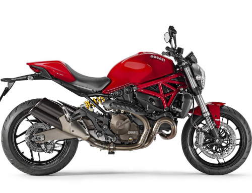 Own a new Ducati for £399 a month