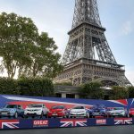 UK automotive in Paris