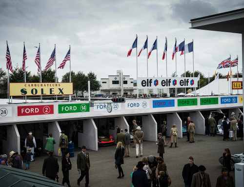Goodwood Revival 2016: LIVE