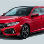 New 2017 Honda Civic Hatch