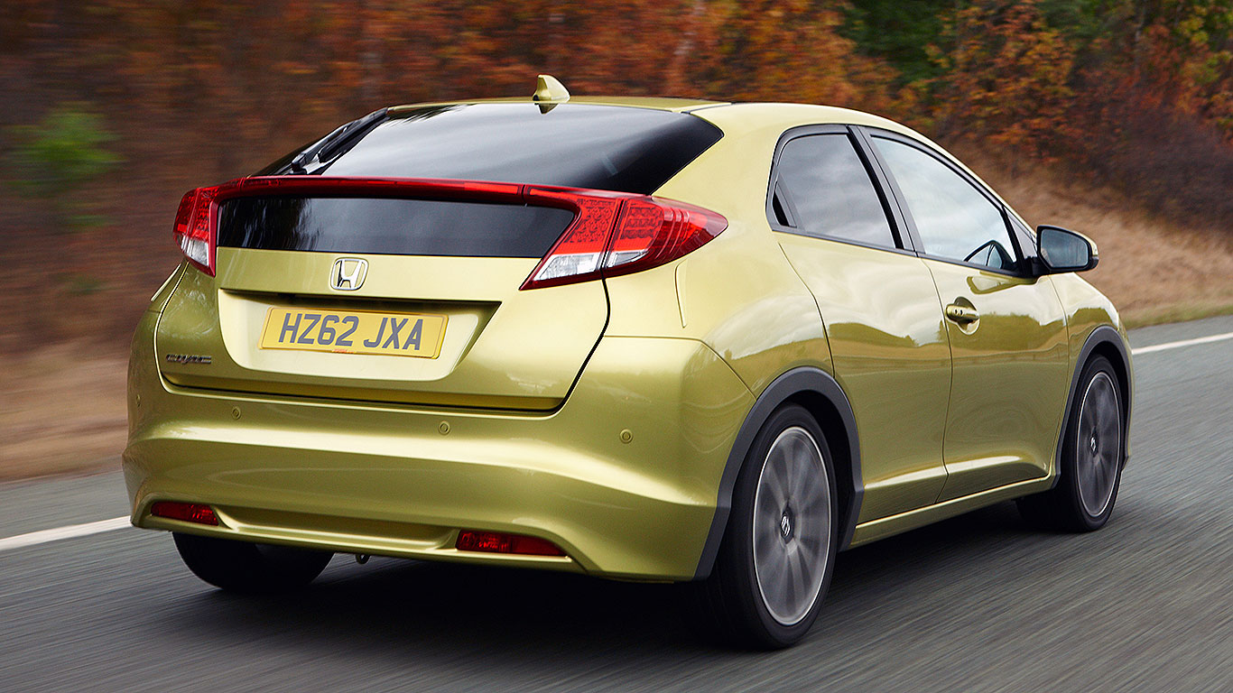 new 2017 honda civic revealed bolder better and british