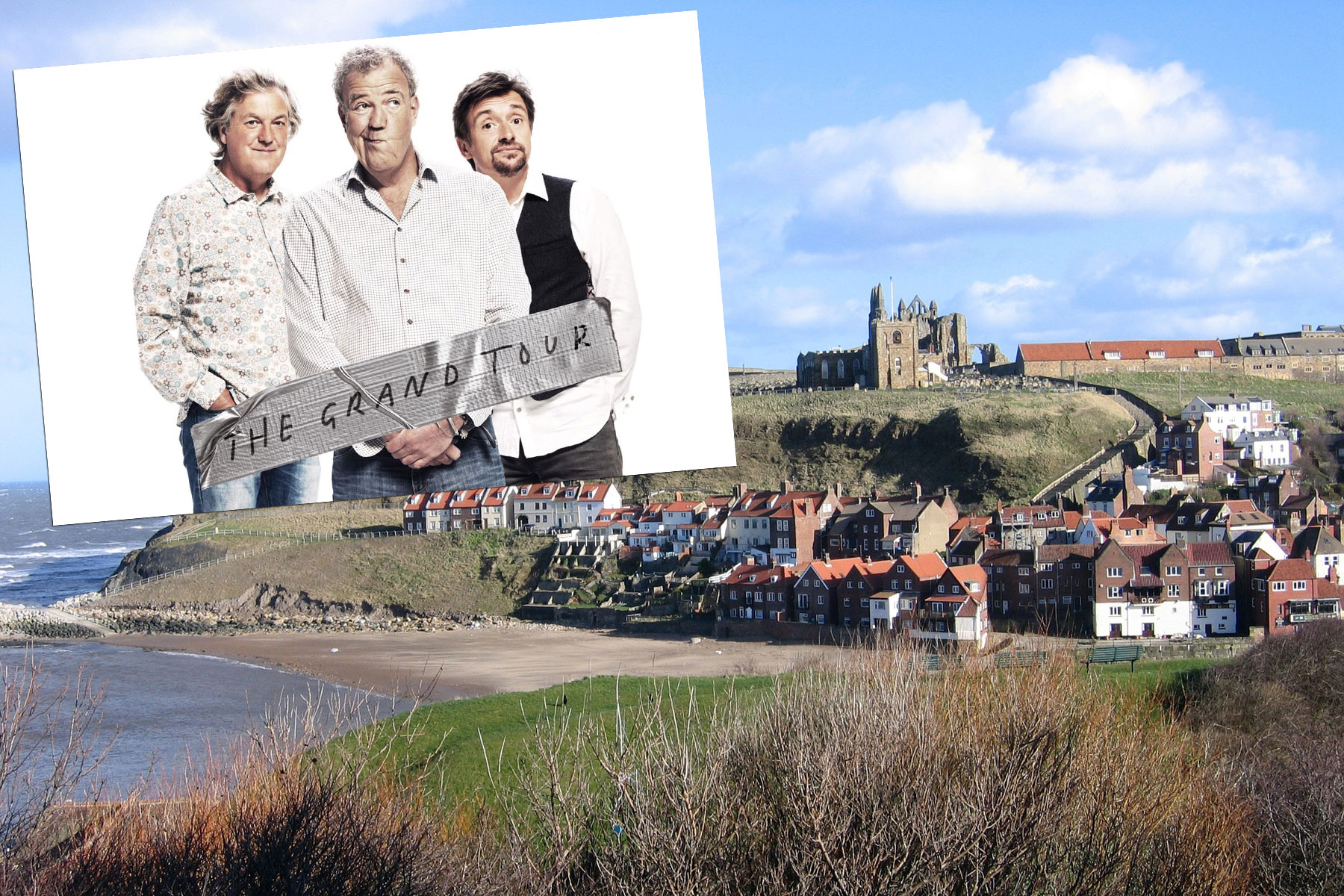 The Grand Tour: fans from more than 100 countries want to visit Whitby