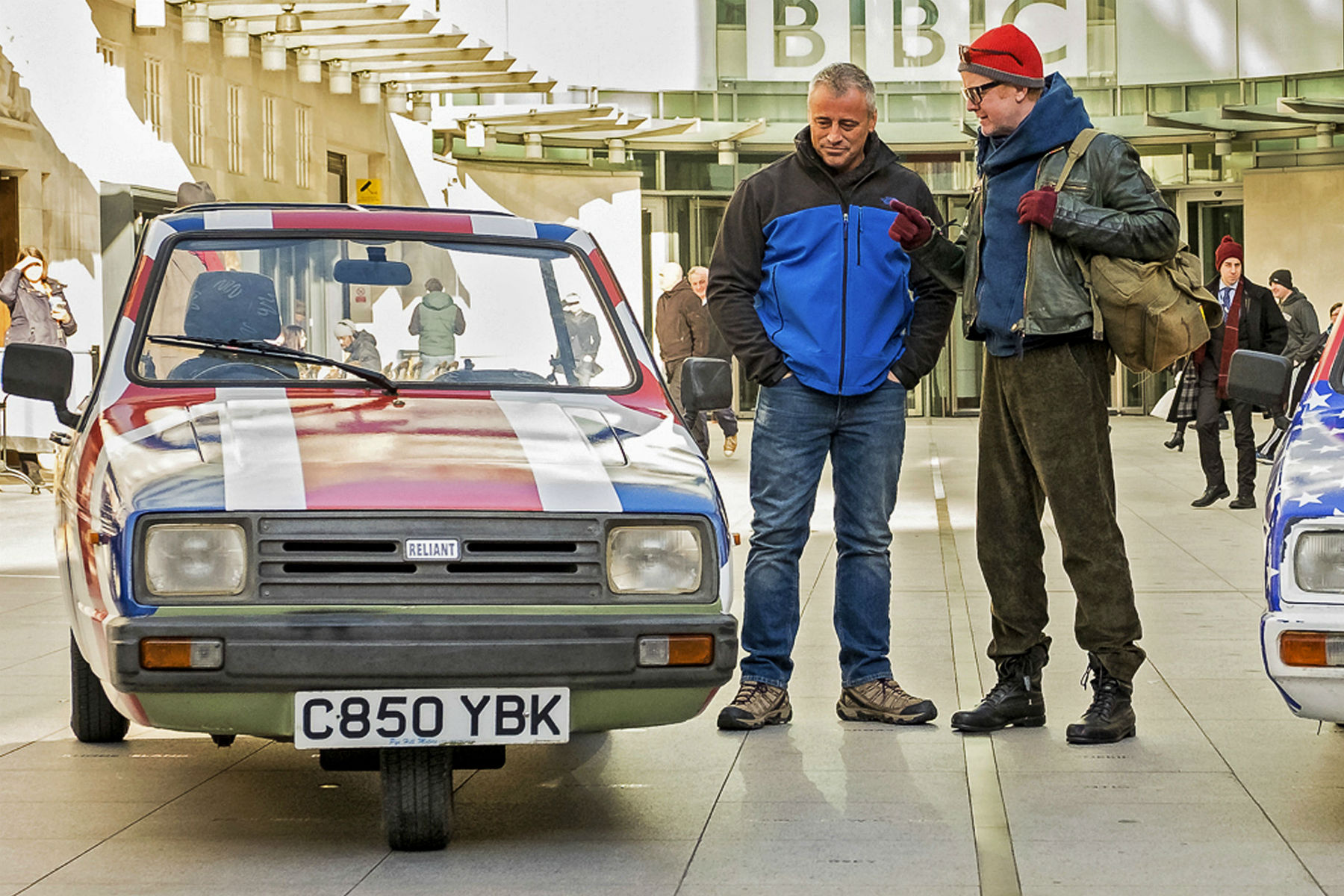 Confirmed: Matt LeBlanc will host the next series of Top Gear (without Chris Evans)