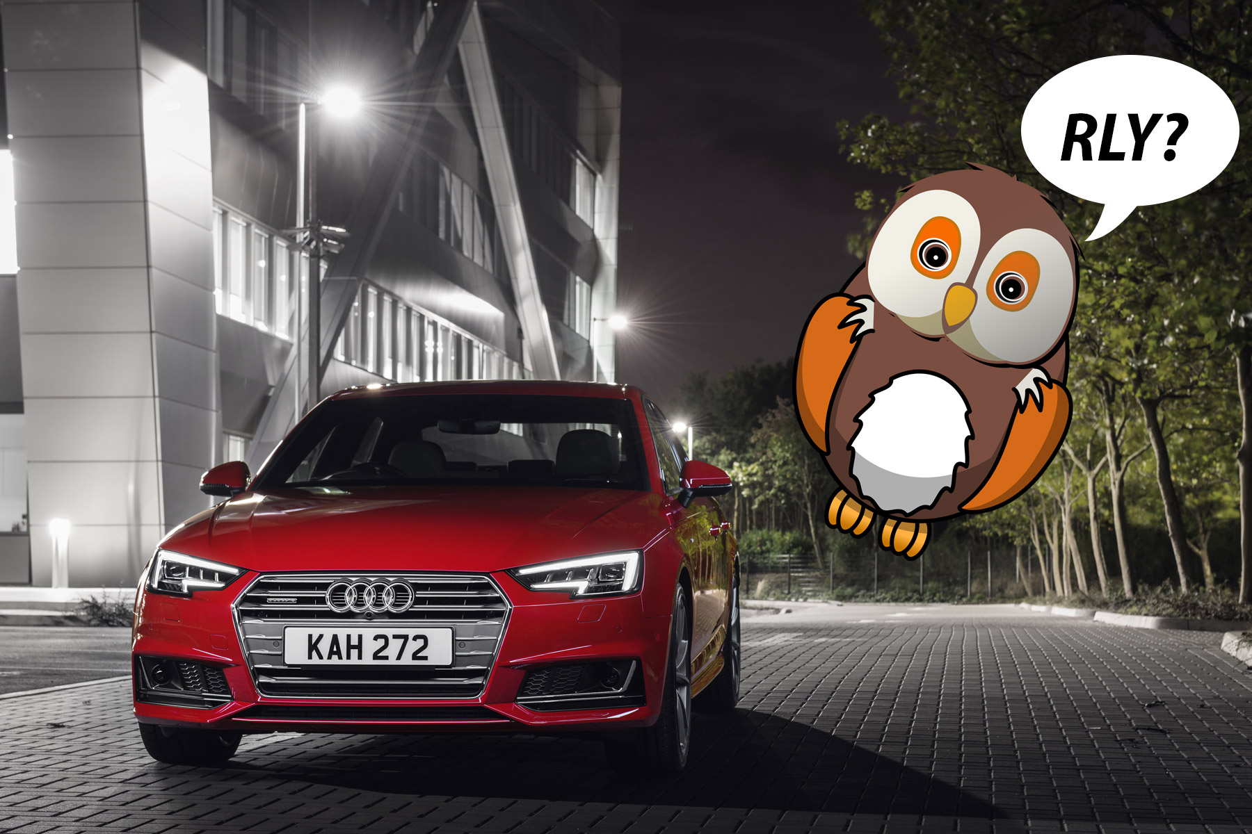 Audi has won a UN prize for its work with the environment