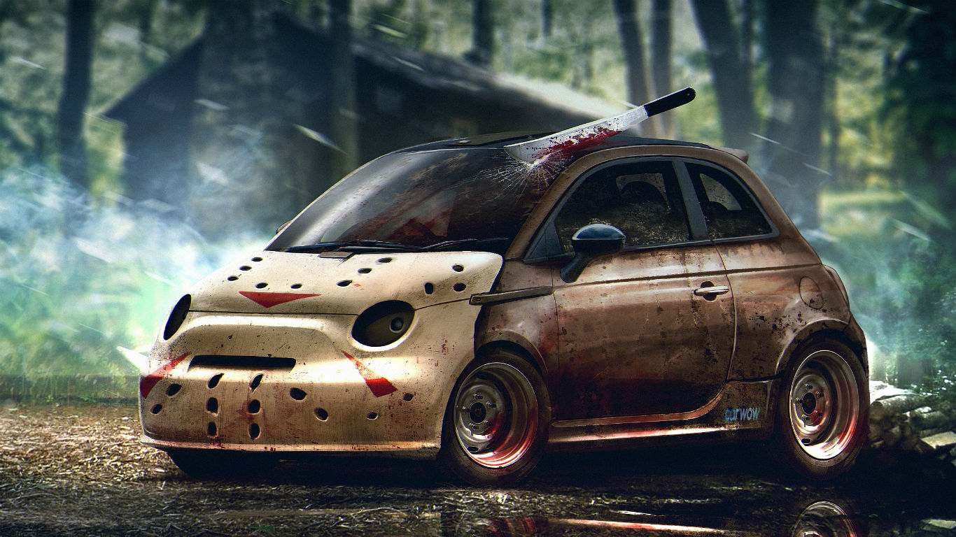 Halloween Horrors Which Cars Would The Scariest Film