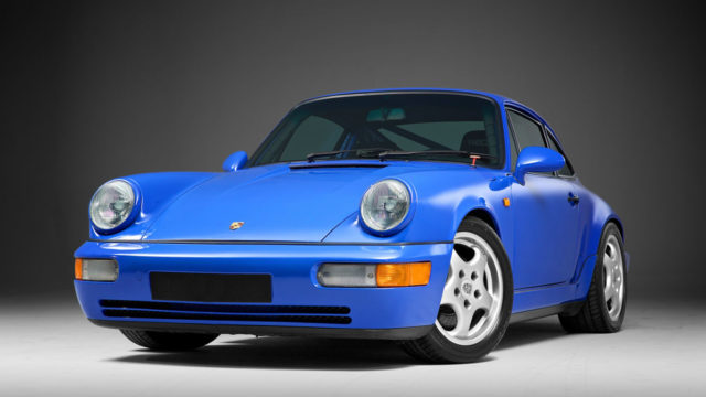 Will classic Porsches break records at Silverstone sale?