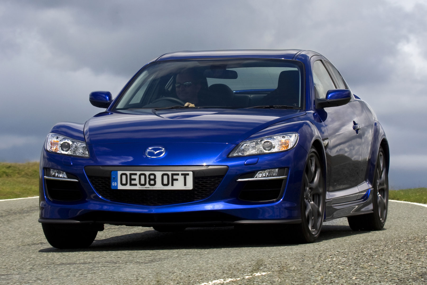 Mazda RX-8: Retro Road Test