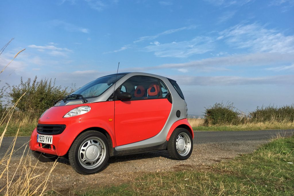 2000 smart fortwo - city coupe Reviews - Carsurvey.org