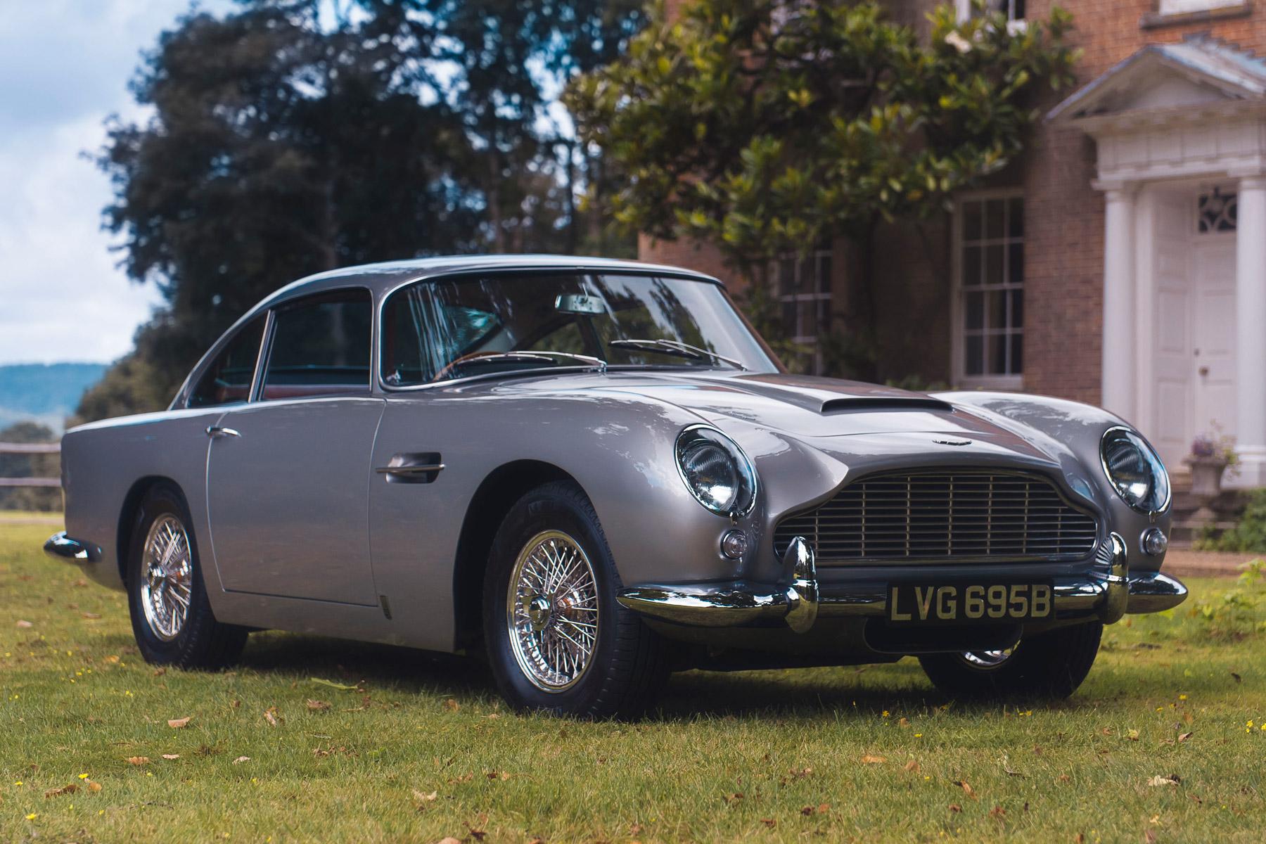 Man buys £825,000 Aston Martin on his phone