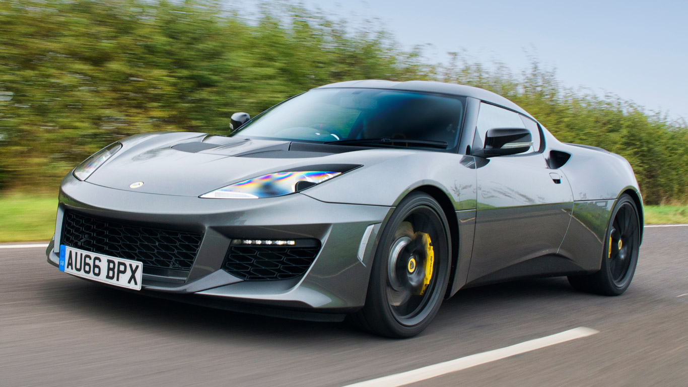 2016 Lotus Evora Sport 410 review: a British Porsche-beater?