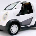 Honda has created a 3D printed delivery van
