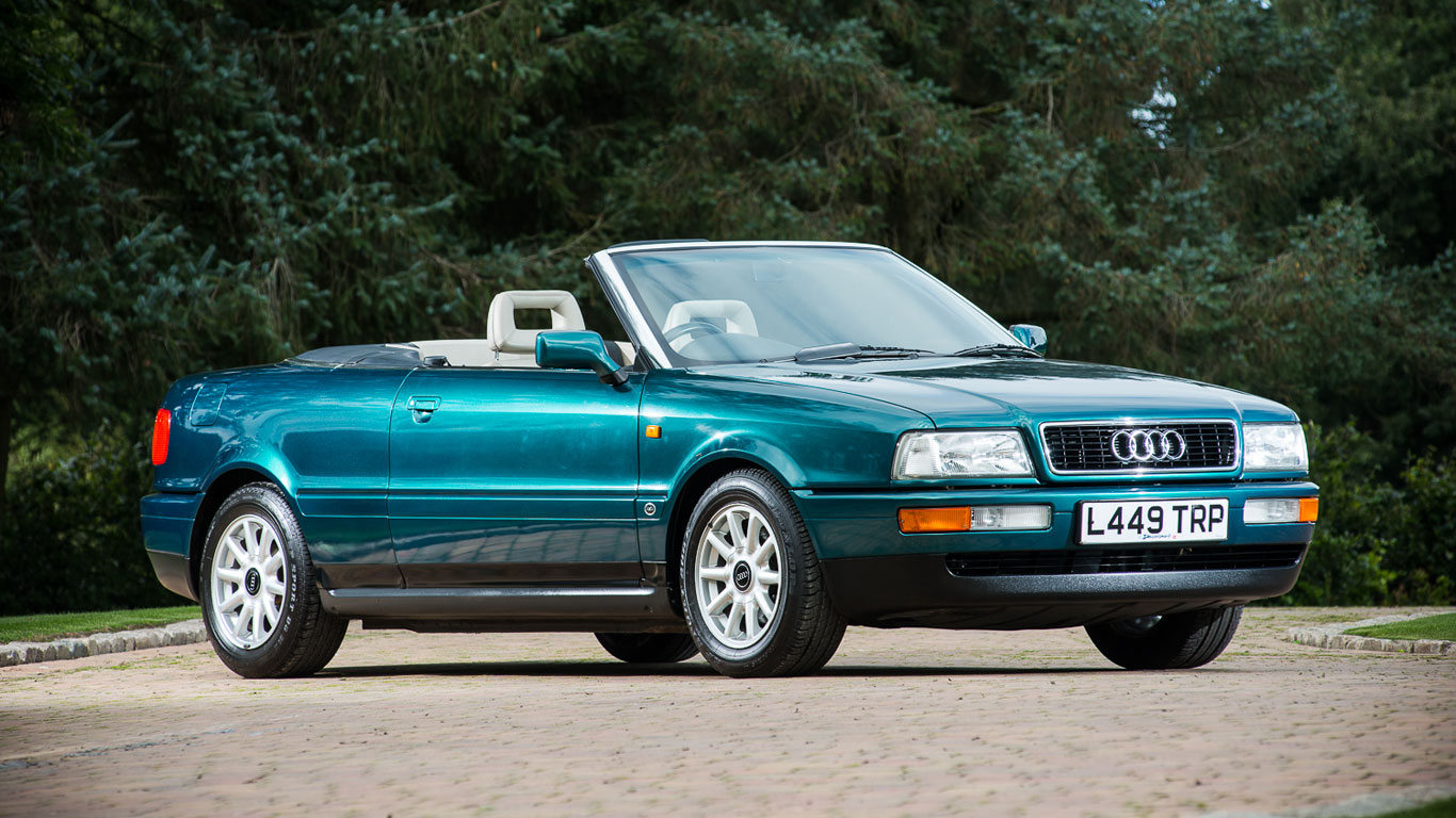 Royal Flush: Princess Diana\'s Audi among royal cars up for auction ...
