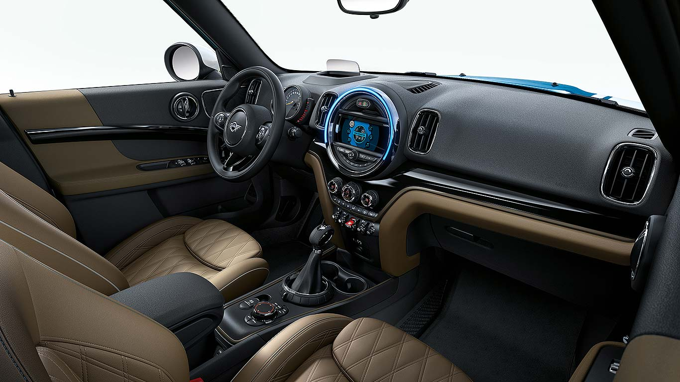 Mini countryman interior autos post - Countryman interior ...