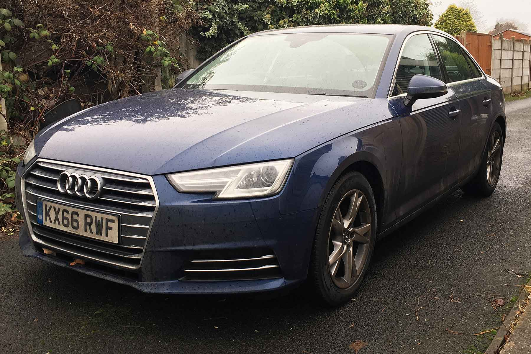 Audi A4 long-term test