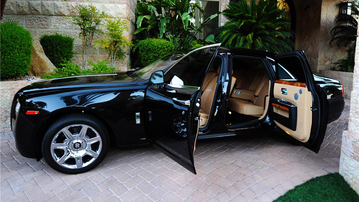 Rolls-Royce Ghost 'Pawn Stars': $181,500 (£149,000)
