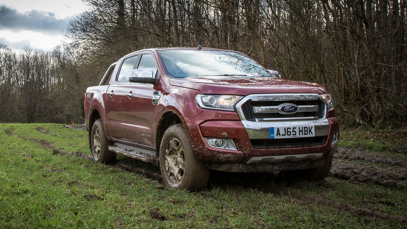 Best new pick-up trucks in the UK | Motoring Research