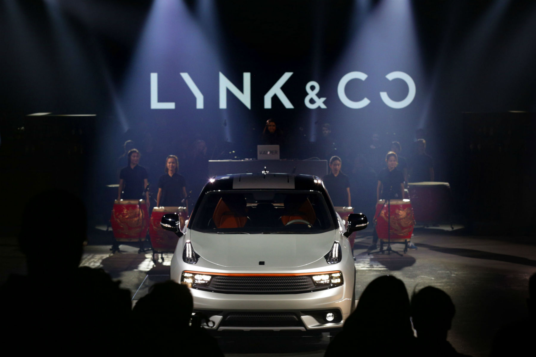 Tell me more about Lynk & Co's sales platform