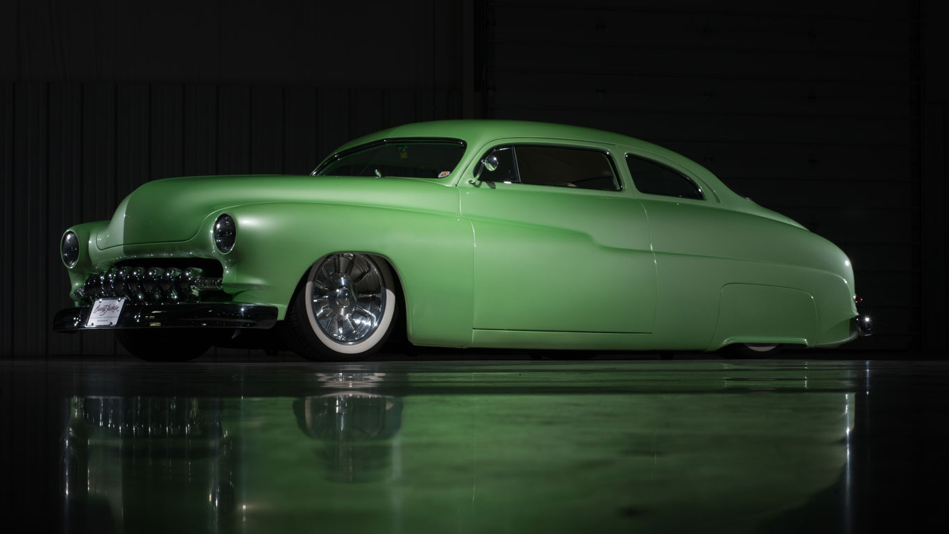 Mercury Coupe 'Wasabi': $159,500 (£131,000)