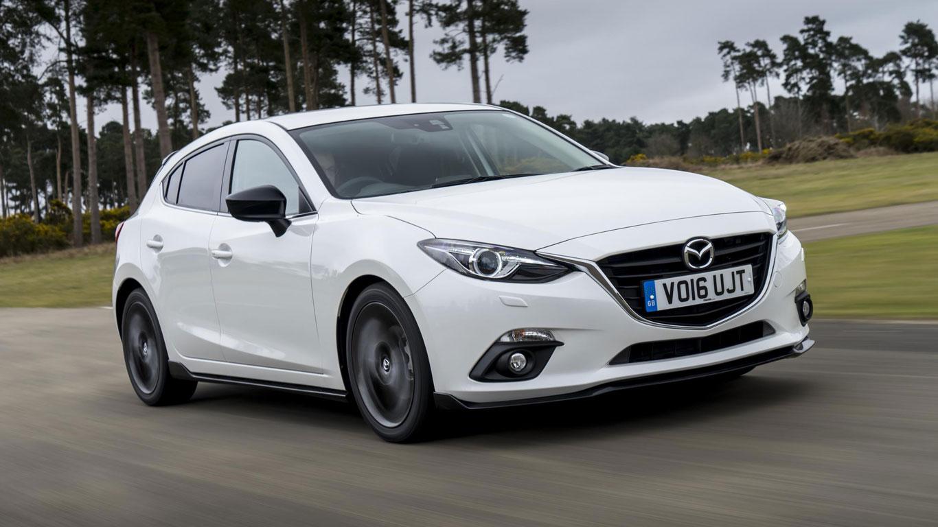 Australia: Mazda 3 (3,491 registrations)