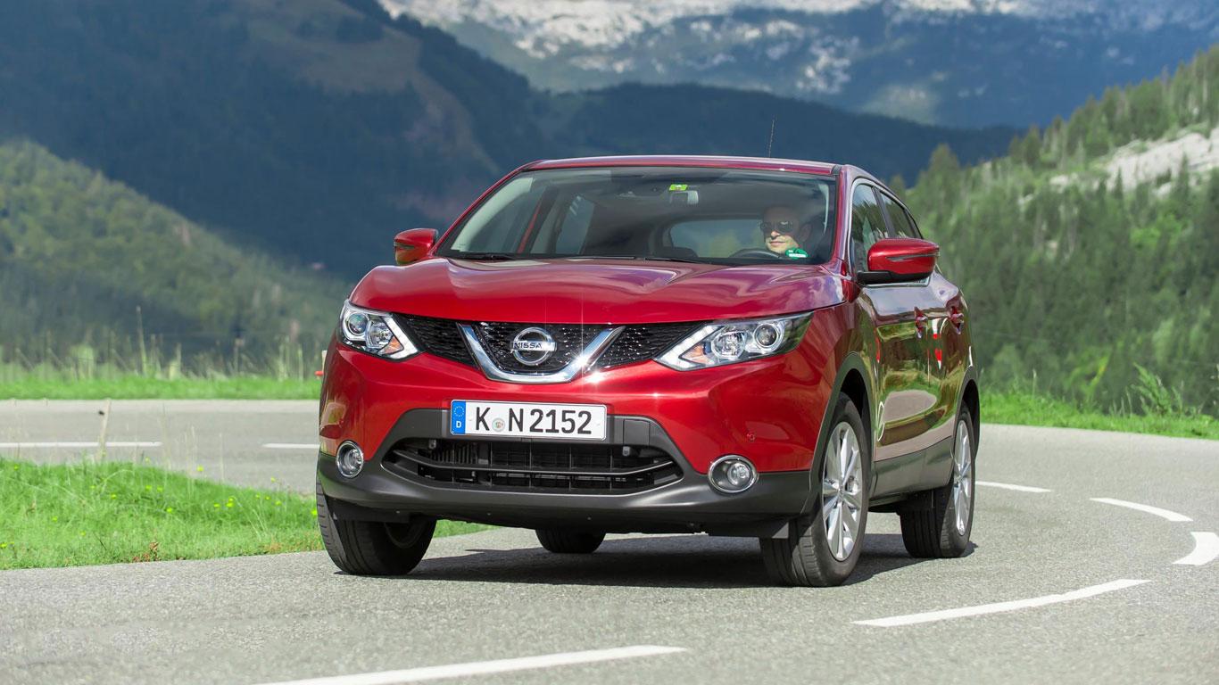 6. Nissan Qashqai: 19,628 registrations