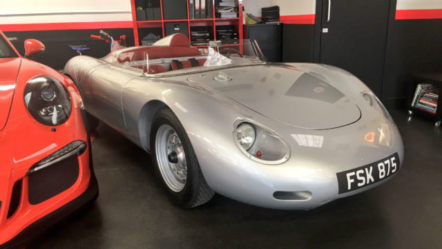 Most wanted: inside the UK's coolest car showroom