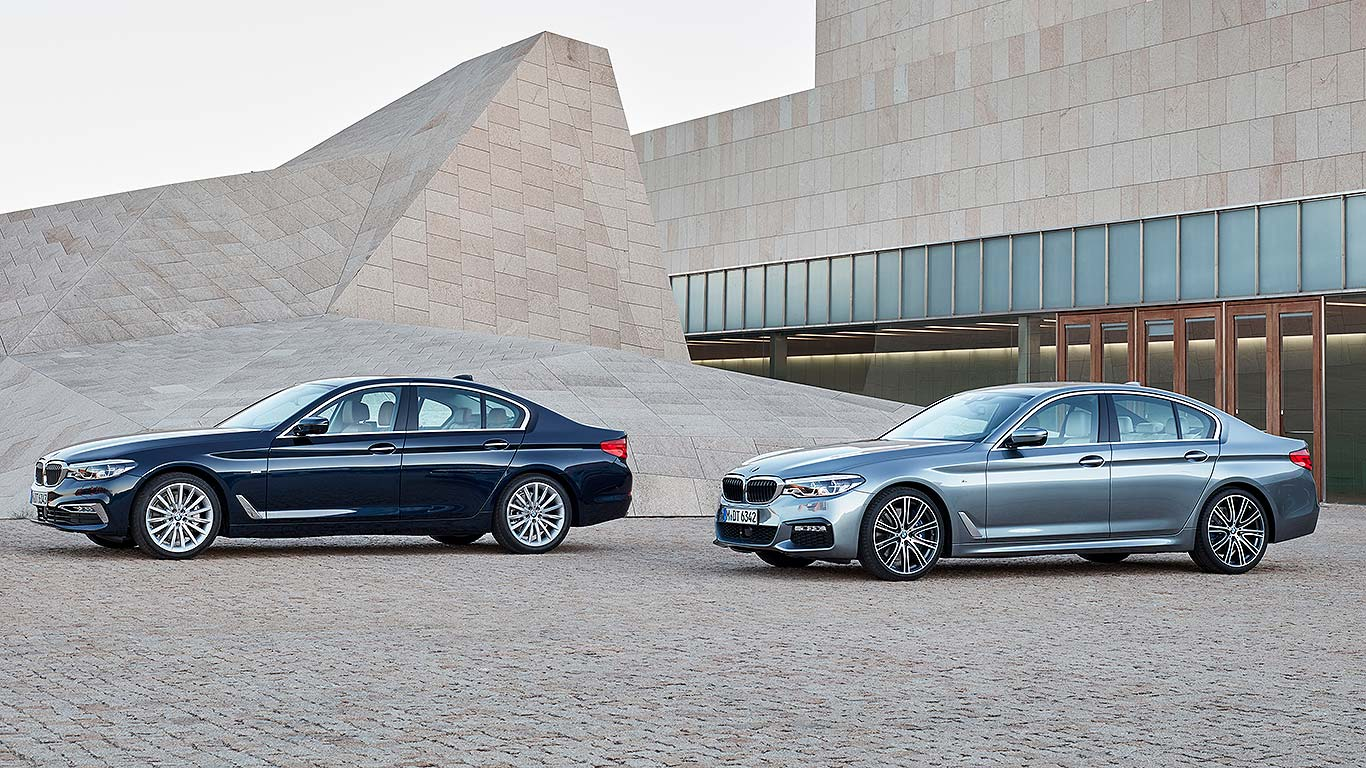 New 2017 BMW 5 Series