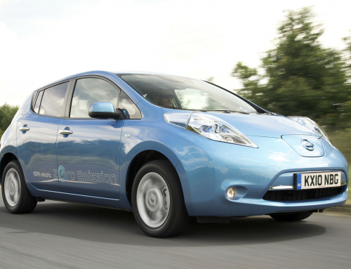 Buy a used Nissan Leaf for £175 a month – with a tiny deposit
