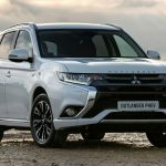 Buy a Mitsubishi Outlander PHEV and get a free home charger