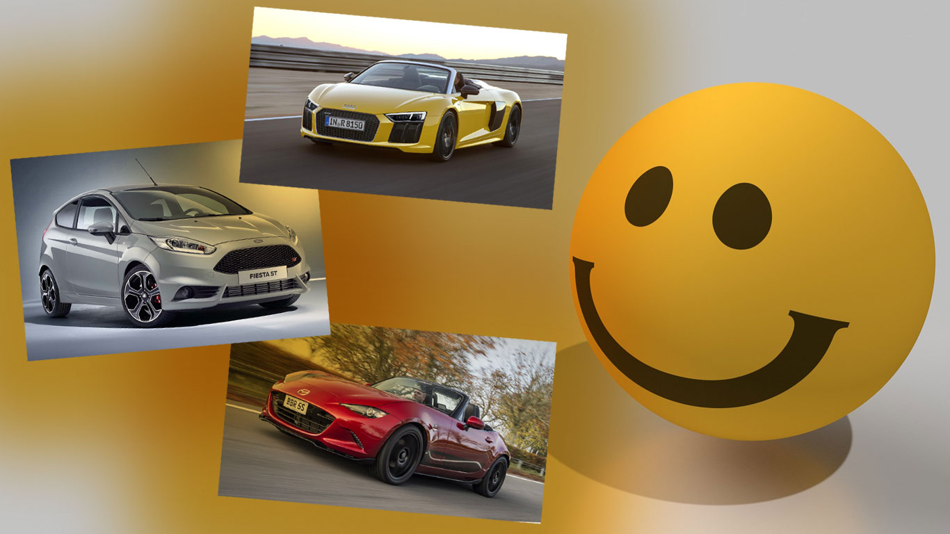 World Smile Day: 10 cars that make us happy | Motoring Research