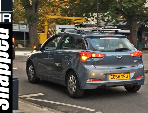 Snapped: Uber is mapping UK roads in a Hyundai i20
