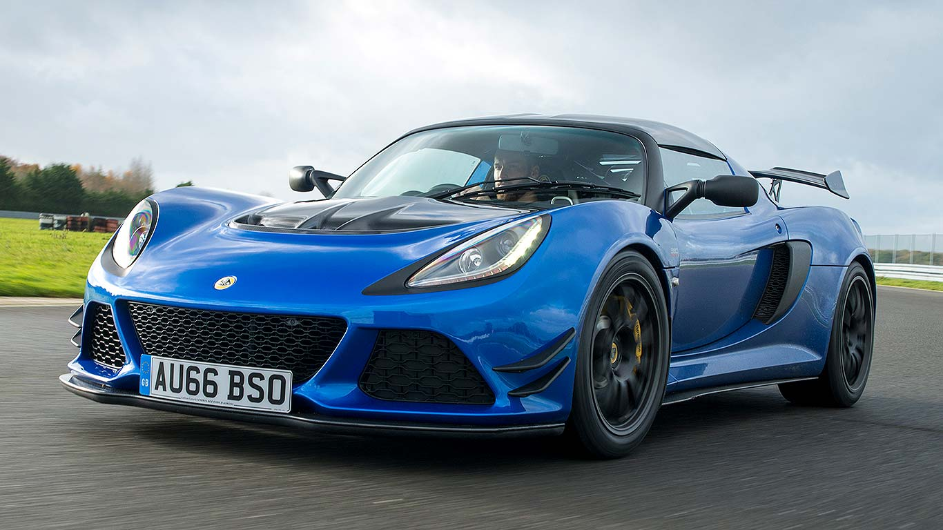 why the lotus exige sport 380 is a 67k bargain motoring research. Black Bedroom Furniture Sets. Home Design Ideas