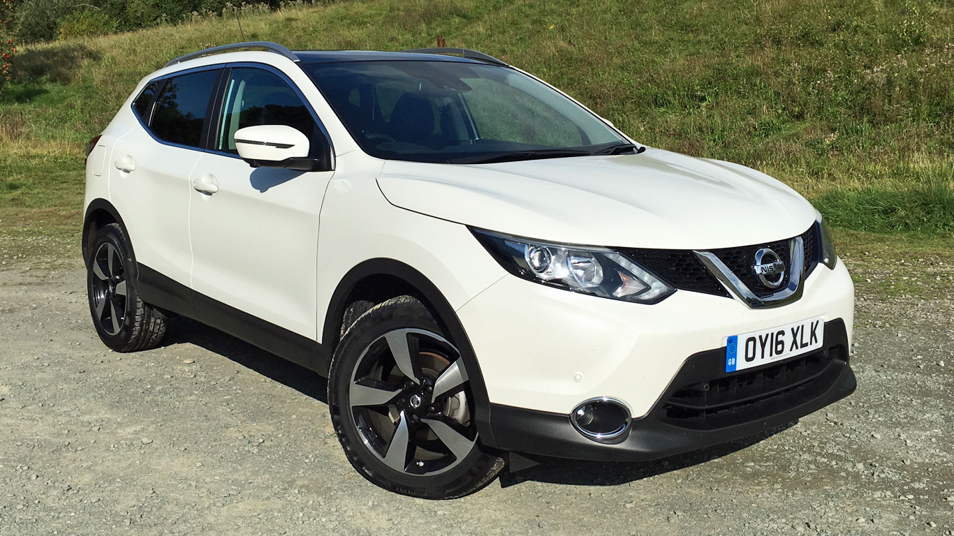 Nissan Qashqai N-Connecta 1.6 DCi quick review: the ultimate crossover?
