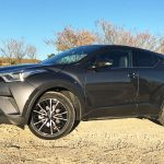 2017 Toyota C-HR review: a trendy crossover from an untrendy company