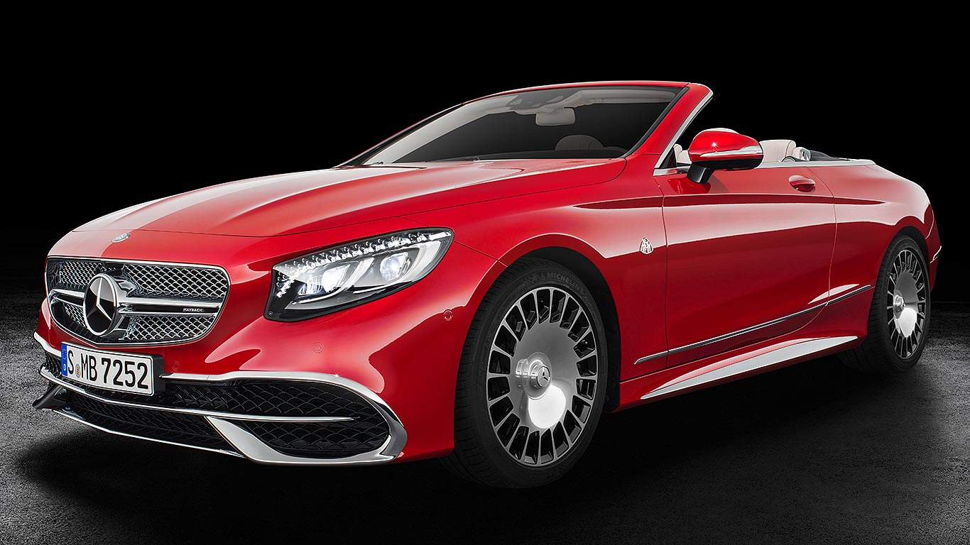 mercedes maybach s 650 cabriolet revealed motoring research. Black Bedroom Furniture Sets. Home Design Ideas