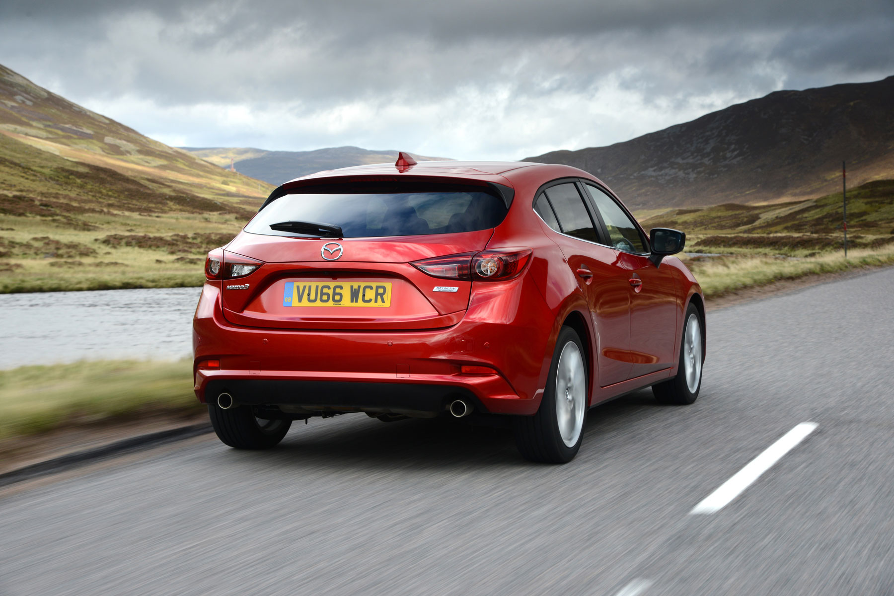 mazda 3 2 0 sport nav quick review the underdog hatchback. Black Bedroom Furniture Sets. Home Design Ideas