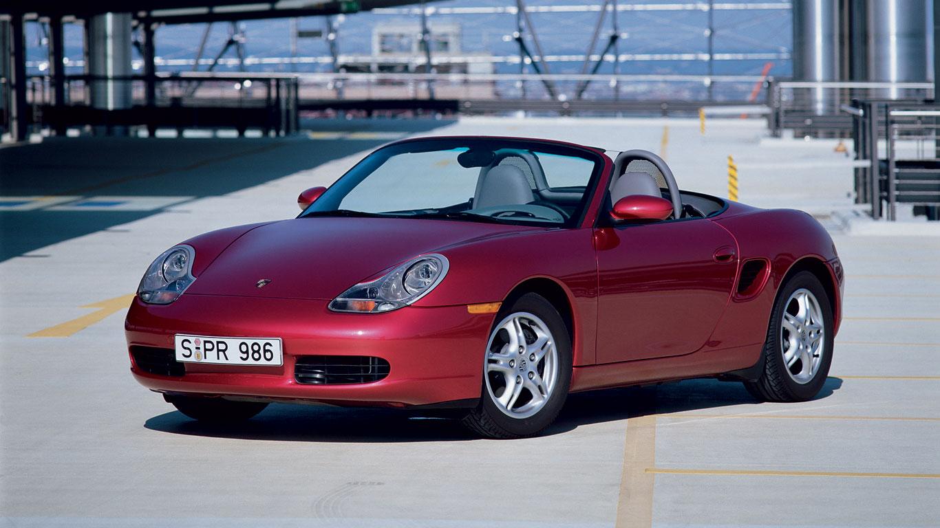 Poor man's Porsche 911?