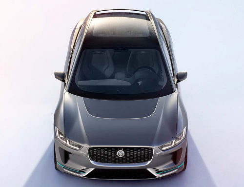 New Jaguar I-Pace Concept electric SUV revealed