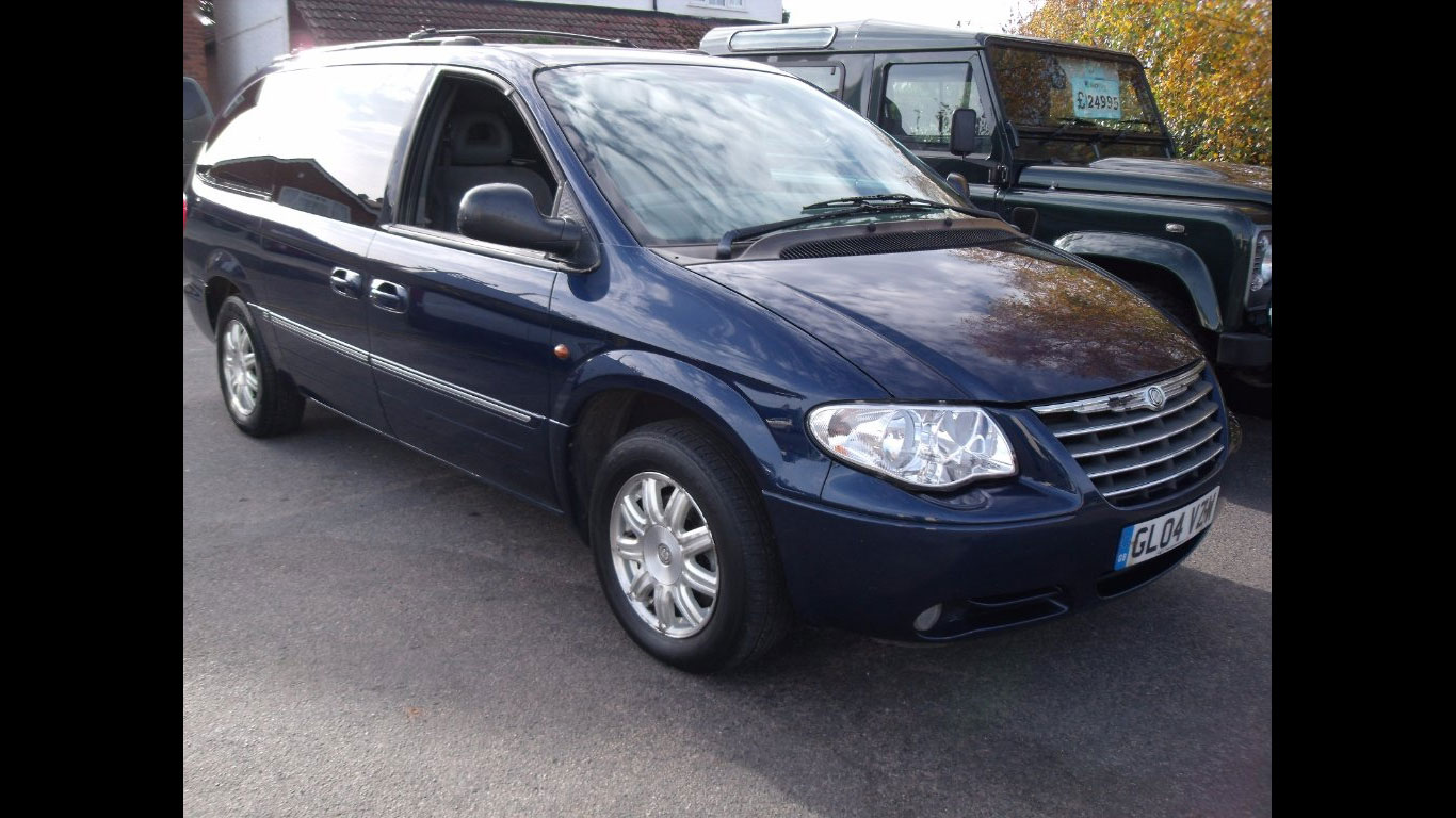 Chrysler Grand Voyager: £1,495