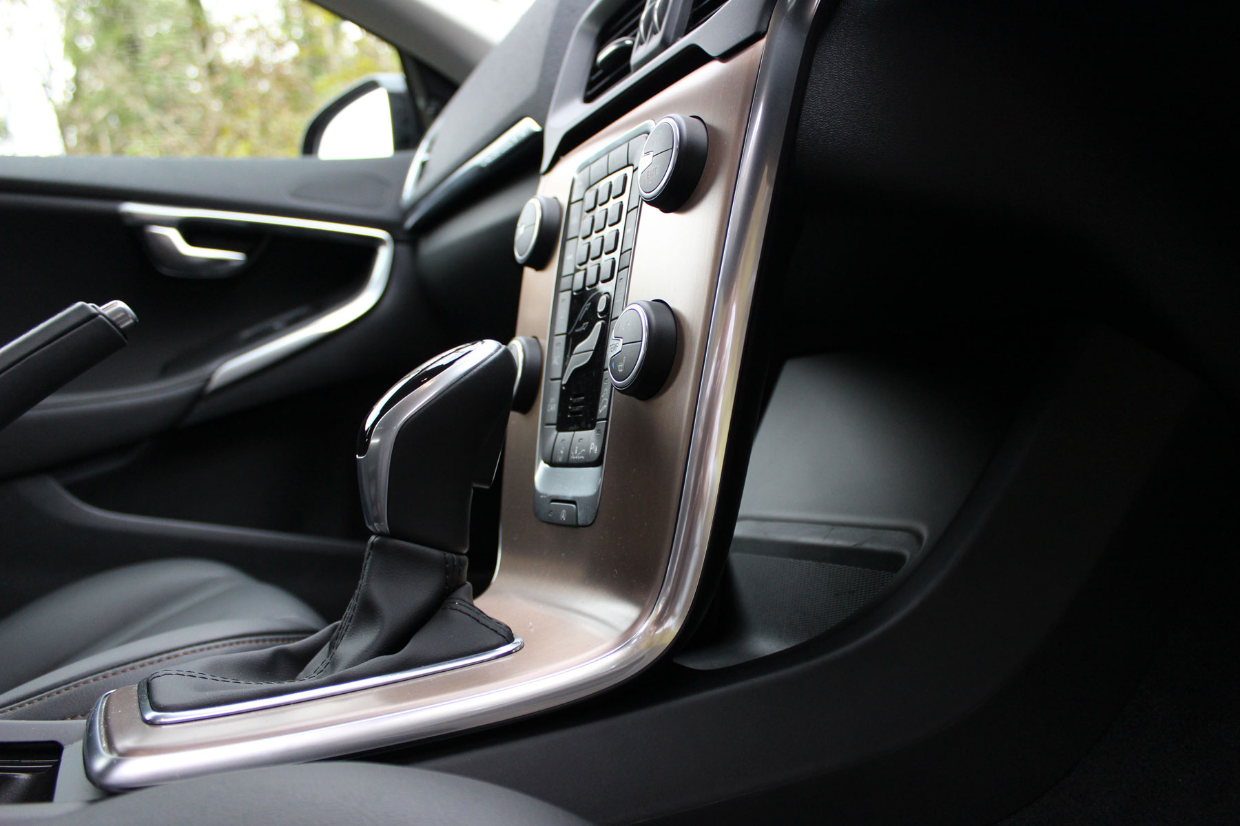 floating centre console