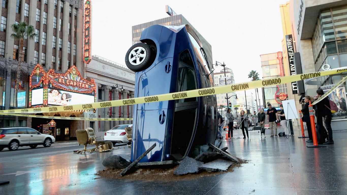 Jeremy Clarkson's Prius