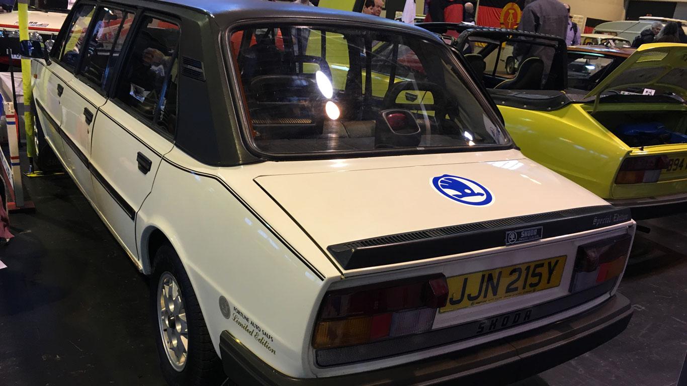 NEC Classic Motor Show