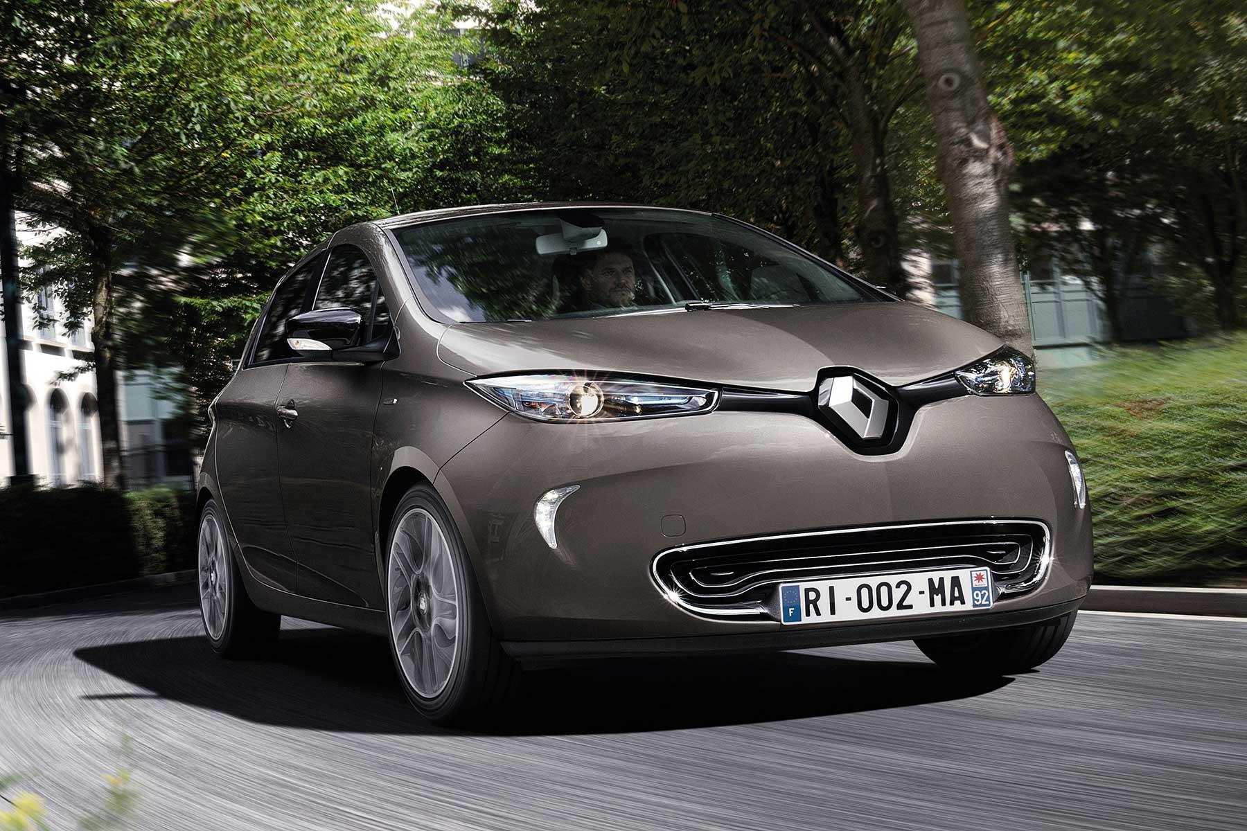 2017 Renault Zoe EV