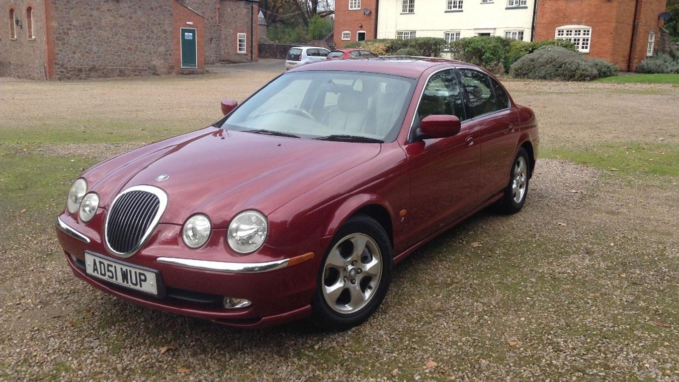 Jaguar S-Type: £1,495