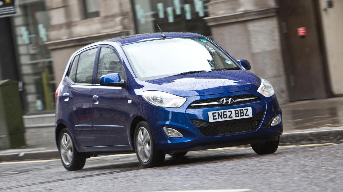 6. Hyundai i10 (2008-2013)