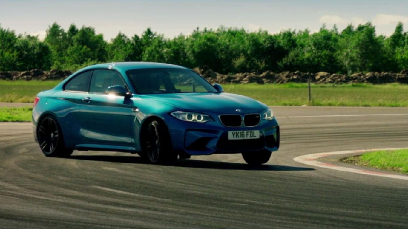 The Grand Tour - BMW M2
