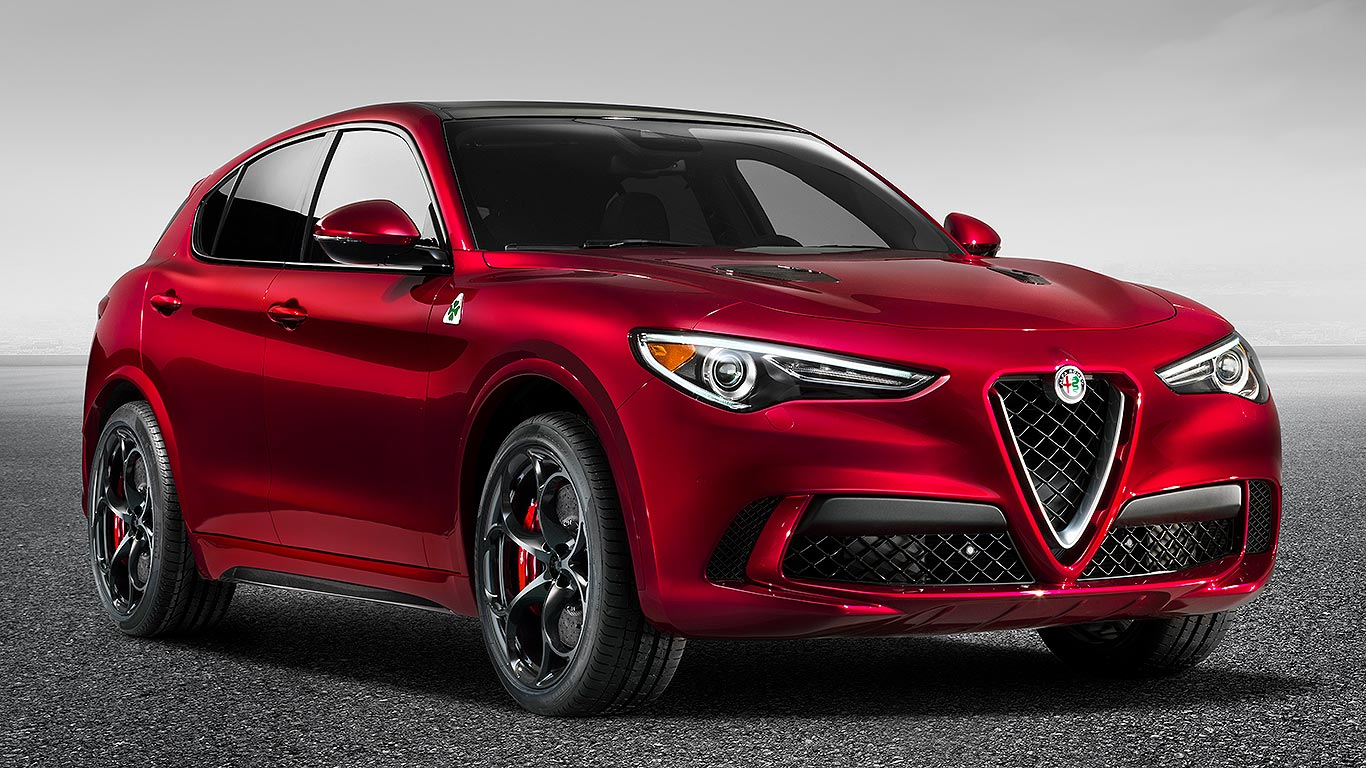 alfa romeo stelvio suv revealed la motor show alfa free engine image for user manual download. Black Bedroom Furniture Sets. Home Design Ideas